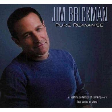 Jim Brickman Pure Romance CD