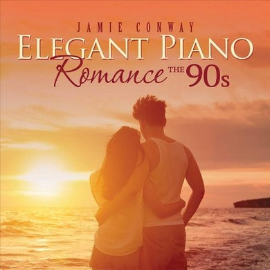 Elegant Piano Romance: The 90s CD
