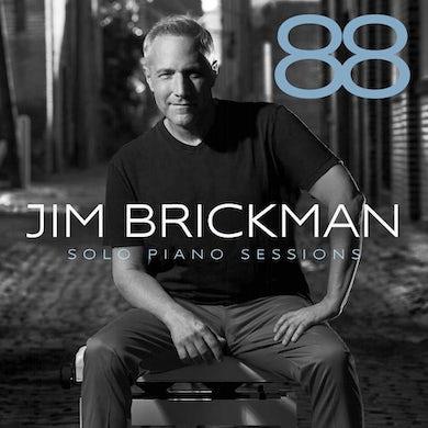 Jim Brickman 88: Solo Piano Sessions CD