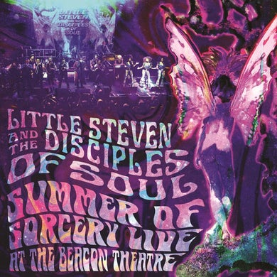 Little Steven SUMMER OF SORCERY: LIVE AT THE BEACON THEATRE CD