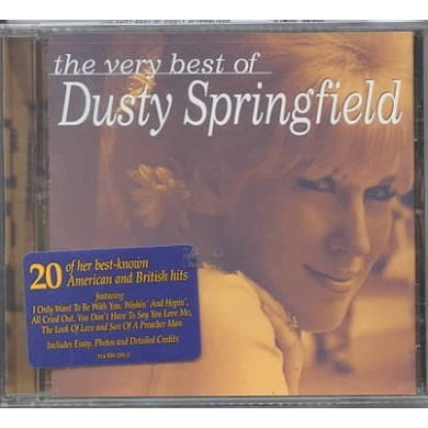 The Very Best Of Dusty Springfield CD