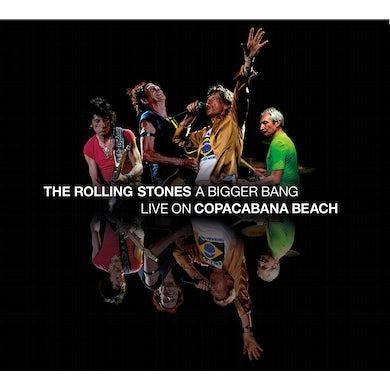 The Rolling Stones A Bigger Bang Live On Copacabana Beach (2 CD/DVD) CD