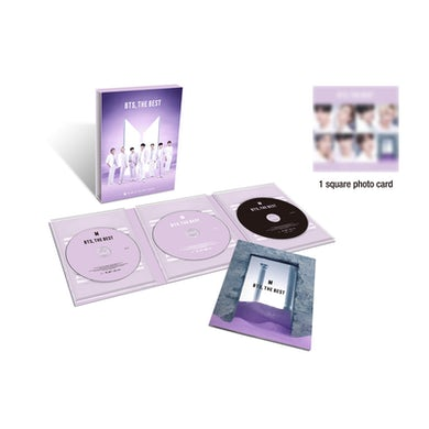 BTS, THE BEST (Limited Edition A) (2 CD/Blu-ray) CD