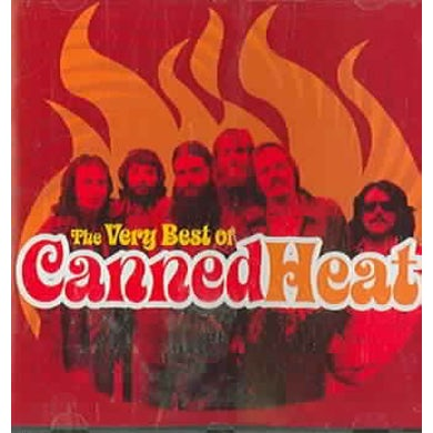 Canned Heat The Very Best Of CD