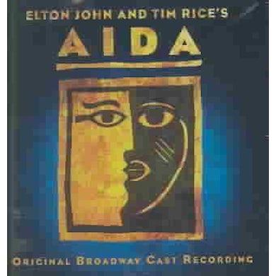Soundtrack Aida CD