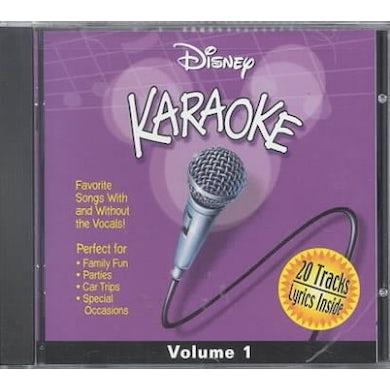 Disney Karaoke, Volume 1 (Jewel) CD