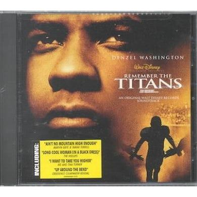 Soundtrack Remember The Titans CD