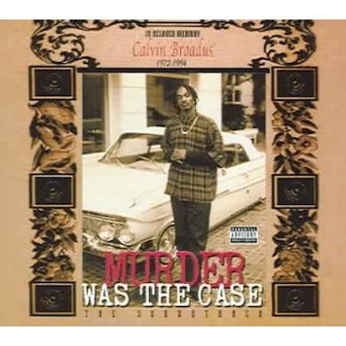 Snoop Dogg Murder Was the Case [Bonus DVD] [PA] [Digipak] [Remaster] CD