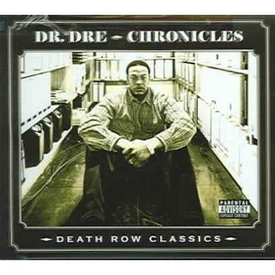 Dr Dre Death Row's Greatest Hits: The Chronicles CD
