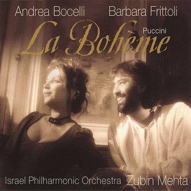 La BohŠme (2 CD) CD