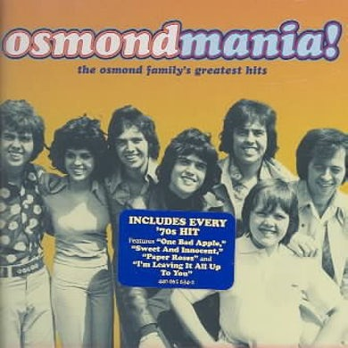 Osmondmania!-Osmond Family's Greatest Hits CD
