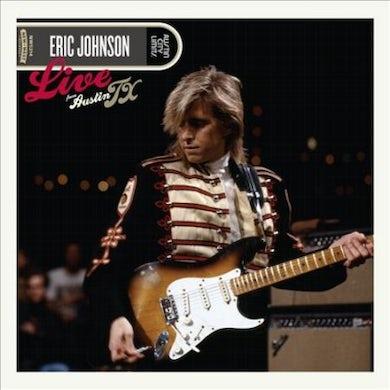 Eric Johnson Live from Austin, Texas CD