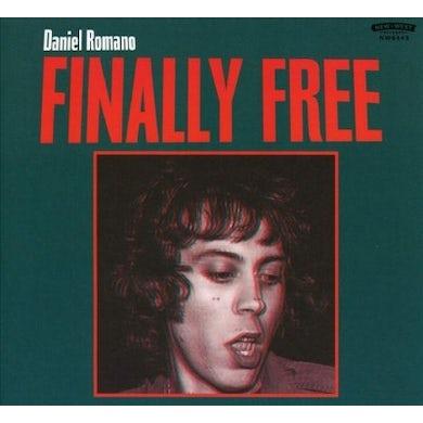 Daniel Romano Finally Free CD
