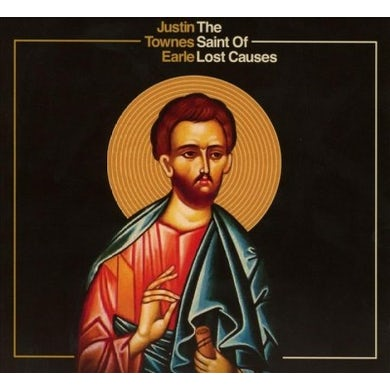 Justin Townes Earle Saint Of Lost Causes CD