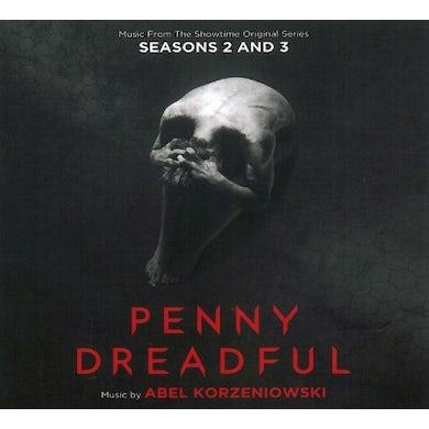 Abel Korzeniowski Penny Dreadful Seasons 2 & 3: Music From The Showtime Original Series (2 CD) CD