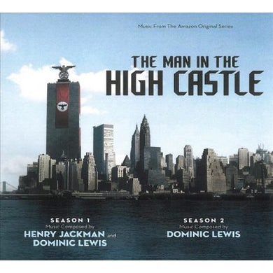 Henry Jackman The Man In The High Castle Seasons 1 & 2 (2 CD) CD