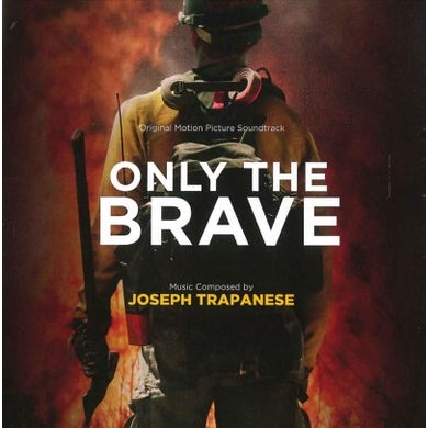 Joseph Trapanese Only The Brave - Original Motion Picture Soundtrack CD