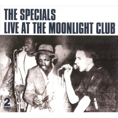 The Specials Live at The Moonlight Club CD