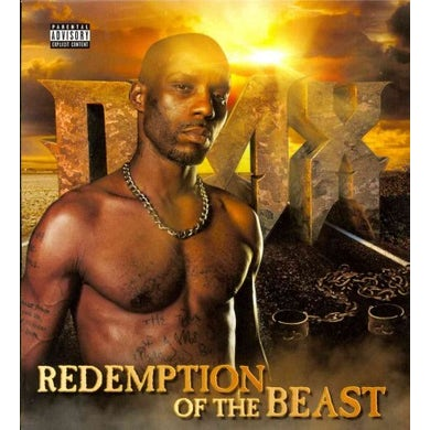 Dmx Redemption Of The Beast (2 CD/DVD)(Explicit)(Limited Edition) CD