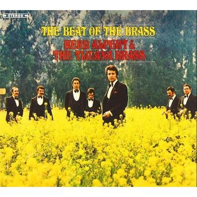 Herb Alpert & the Tijuana Bras Beat of The Brass CD