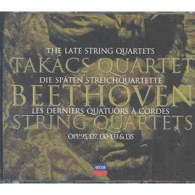 Ludwig van Beethoven Late Quartets (3 CD) CD