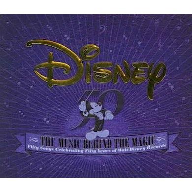 Disney: The Music Behind The Magic (2 CD) CD
