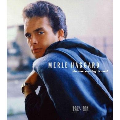 Merle Haggard  Down Every Road 1962 - 1994 (4 CD) CD
