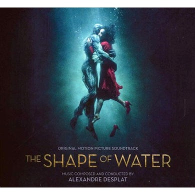 Alexandre Desplat The Shape Of Water CD