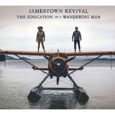 Jamestown Revival The Education Of A Wandering Man CD