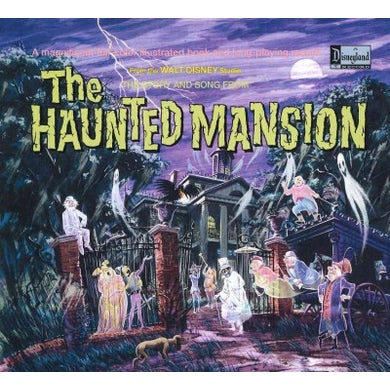Disney The Story And Song From The Haunted Mansion CD