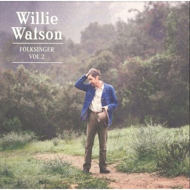 Willie Watson Folksinger Vol. 2 CD