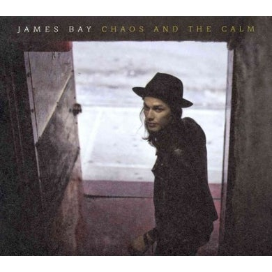 James Bay Chaos And The Calm CD