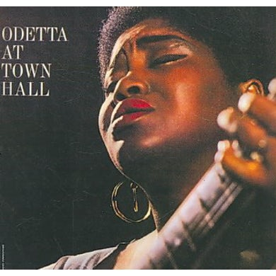 Odetta At Town Hall CD