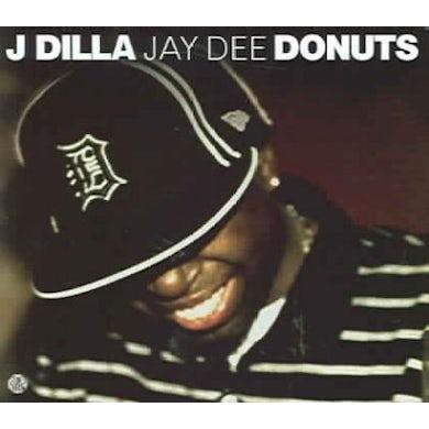 J Dilla Donuts CD