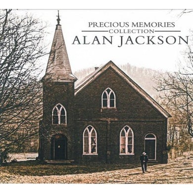 Alan Jackson Precious Memories Collection (2 CD) CD