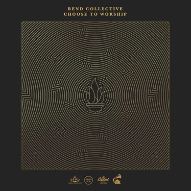 Rend Collective CHOOSE TO WORSHIP CD