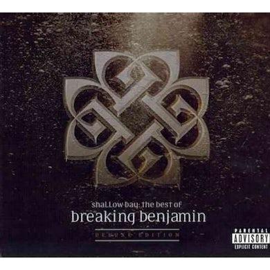 Shallow Bay: The Best Of Breaking Benjamin (2 CD Deluxe Edition)(Explicit) CD