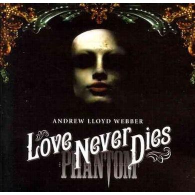 Andrew Lloyd Webber Love Never Dies (Cast Recording) (2 CD) CD