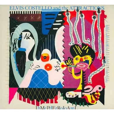 Elvis Costello Imperial Bedroom CD