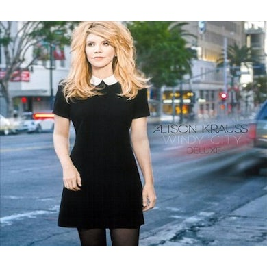 Alison Krauss and the Union Station  Windy City (Deluxe Edition) CD