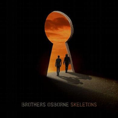 Brothers Osborne Skeletons CD