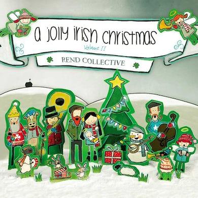 Rend Collective A Jolly Irish Christmas Volume II CD