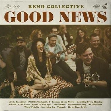 Rend Collective Good News CD