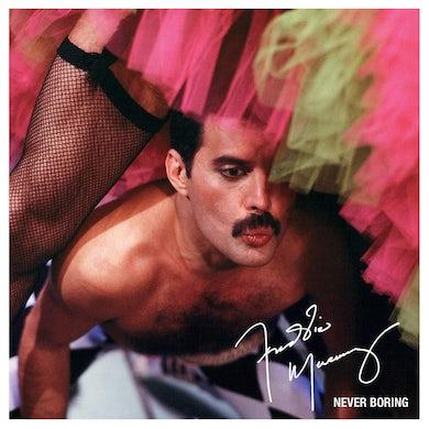 Freddie Mercury Never Boring (3 CD/DVD/Blu-ray Box Set) CD