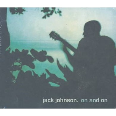 Jack Johnson On And On CD