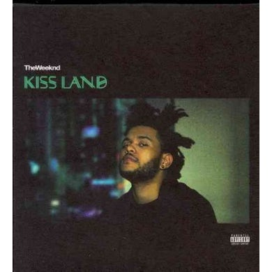 The Weeknd Kiss Land (Explicit) CD