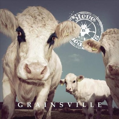 STEVE 'N' SEAGULLS Grainsville CD