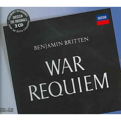 War Requiem (2 CD) CD