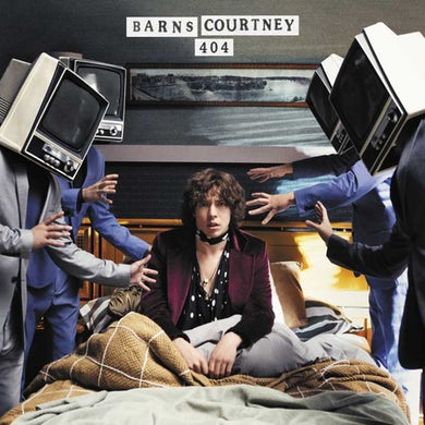 Barns Courtney 404 CD