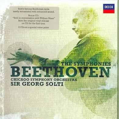 Ludwig van Beethoven The Symphonies (7 CD Box Set) CD